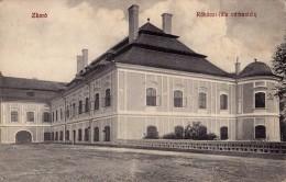 ZBORÓ : RÁKÓCZ-FÉLE VÁRKSTÉLY [ CHÂTEU RAKOCZI CASTLE ] CARTE POSTALE VOYAGÉE / MAILED : 1911 (r-939) - Slovaquie