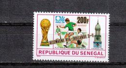 Sénégal YT 407 ** : Allemagne - 1974 - 1974 – Germania Ovest