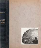 CHUTE LIBRE A. SUIRE RECIT PARACHUTISME SPORT SAUT PARA TECHNIQUE - Parachutisme