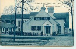 DEP 60 CHANTILLY 5 CARTES DU GOLF DU LYS - Chantilly