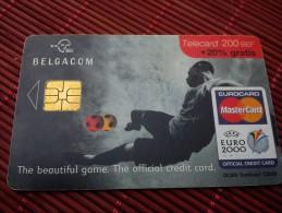 Footbal Phonecard UEFA  EURO 2000 - Sport