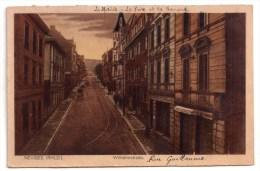 (Velbert), Wilhelmstrasse, 1923, Verlag E.M.B. NNr 11346 - Velbert