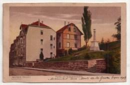 (Velbert) Neviges, Partie Am Kriegerdenkmal, Verlag M.B.E. - Karl Jordan Nr 11189 - Velbert