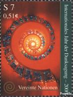UNO - Wien 302 (kompl.Ausg.) Postfrisch 2000 Jahr Der Danksagung - Wien - Internationales Zentrum