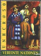 UNO - Wien 325 (kompl.Ausg.) Postfrisch 2000 UNHCR - Wien - Internationales Zentrum