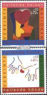 UNO - Wien 331-332 (kompl.Ausg.) Postfrisch 2001 Ehrenamt - Wien - Internationales Zentrum