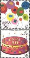 UNO - Wien 342-343 (kompl.Ausg.) Postfrisch 2001 UNPA - Wien - Internationales Zentrum