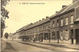 RUMILLIES (Tournai) - Chauss�e de Renaix (Sud) - Belle animation avec les habitants - TOP