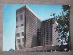 BORDEAUX  (33).LES DEUX TOURS DE LA CITE ADMINISTRATIVE. ANNEE 1975 - Bordeaux