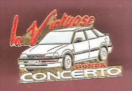 43231-Pin's.honda.concerto.automobile... - Honda