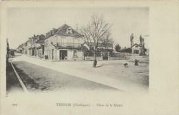 THENON       PLACE DE LA MAIRIE - Francia
