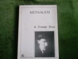 Mensagem - Fernando Pessoa - Poesia - Libros, Revistas, Cómics
