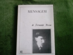 Mensagem - Fernando Pessoa - Poesia - Boeken, Tijdschriften, Stripverhalen
