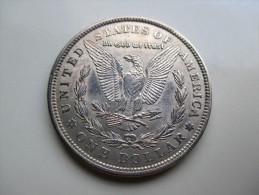 VS 1 Dollar, 1921 Morgan Dollar - 1878-1921: Morgan