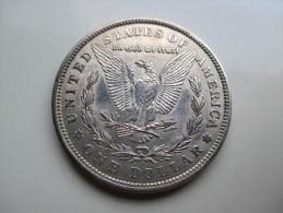 VS 1 Dollar, 1921 Morgan Dollar - Émissions Fédérales