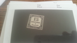 LOT 250266 TIMBRE DE FRANCE OBLITERE N�3