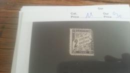 LOT 250278 TIMBRE DE FRANCE OBLITERE N�11 VALEUR 30 EUROS