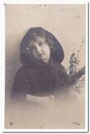 Kind, Stempel Groningen En Zuidlaren 1913 - Portretten