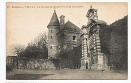 I2870 Vizille - Le Chateau Du Roi Et La Porte Du Connétable - Castello Castle Schloss Castillo / Non Viaggiata - Vizille