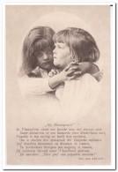 Kind En Oorlogsgedicht Door Chr. Van Abkoude - Portretten
