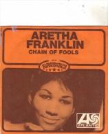 45T ARETA FRANKLIN - Vinyles
