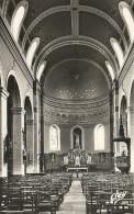 44  SAINT  ETIENNE DE MONT  LUC      INTERIEUR  DE  L  EGLISE - Saint Etienne De Montluc