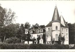 44  SAINT  ETIENNE DE MONT  LUC   CHATEAU DU  CHAUD - Saint Etienne De Montluc