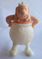 FIGURINE ASTERIX - RARE OBELIX - KINDER FERRERO HOPLA 1975-76 - Asterix & Obelix