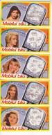 Moldova  Moldavie  Moldawien  Moldau  ; 2004 ,  Lottery Tickets - Lottery Tickets