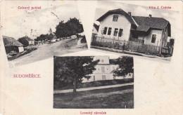 SUDOMERICE 3 Bilder Litho, 1913 - Böhmen Und Mähren