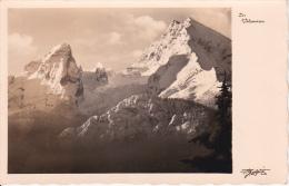AK Watzmann - Stempel Salet-Alpe - 1941  (12991) - Berchtesgaden