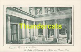 CPA EXPOSITION UNIVERSELLE DE GAND GENT TENTOONSTELLING 1913 **  LE SALON D'HONNEUR DU PALAIS DES BEAUX ARTS - Expositions