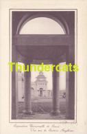 CPA EXPOSITION UNIVERSELLE DE GAND GENT TENTOONSTELLING 1913 **  VUE SUR LA SECTION ANGLAISE - Expositions