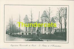 CPA EXPOSITION UNIVERSELLE DE GAND GENT TENTOONSTELLING 1913 ** LE PALAIS DE L'HORTICULTURE - Expositions