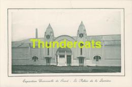 CPA EXPOSITION UNIVERSELLE DE GAND GENT TENTOONSTELLING 1913 ** LE PALAIS DE LA LUMIERE - Expositions