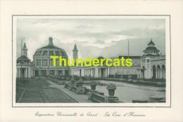 CPA EXPOSITION UNIVERSELLE DE GAND GENT TENTOONSTELLING 1913 **  LA COUR D'HONNEUR - Expositions
