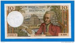 10  Fr  1972  9/7 - 1962-1997 ''Francs''