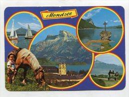 AUSTRIA  - AK 224801 Mondsee - Mondsee