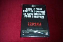 COUPABLE  ° SANS LE PECHE POINT DE SEXUALITE ET SANS SEXUALITE POINT D'HISTOIRE - Policiers