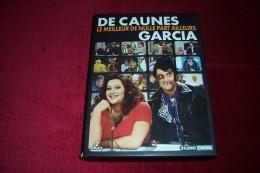 DE CAUNES GARCIA  ° LE MEILLEUR DE NULLE PART AILLEURS  2 DVD - DVD