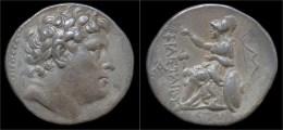 Mysia Pergamon Attalos I AR Tetradrachm - Unrecorded In References - Greek