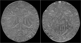 Cambrai Maximiliaan De Berghes Rijksdaalder 1570 - Belgique