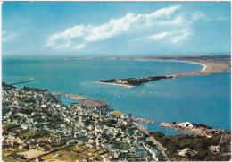 44. Gf. LE CROISIC. Vue D'ensemble. Le Port Et La Pointe De Pen-Bron. 205 - Le Croisic
