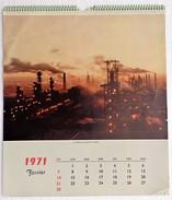 CINA (China) Chinese Calendar 1971 - Cultural Revolution Propaganda (incomplete) - Calendari