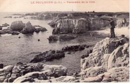 Le Pouliguen.. Animée.. Belle Vue De La Côte.. Chasseur - Le Pouliguen