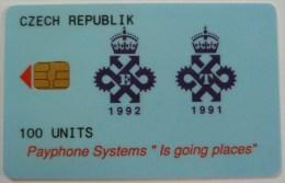 CZECH REPUBLIC - GPT - Queens Award - 100 Units - 1600...... - Used - RR - Czech Republic