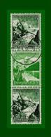 .1940 Deutsches Reich Zusammendruck S248 S 248 Gestempelt  (N163) - Se-Tenant