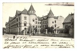 HALLE - Hauptpost - Ed. Wilhelm Hoffmann, Dresden - Halle (Saale)