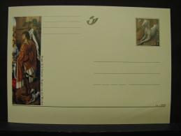 MP. 128. Roger De Le Pasture. 1c - 1999 - Stamped Stationery