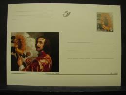 MP. 130. Antoon Van Dyck. 2b - 1999 - Stamped Stationery